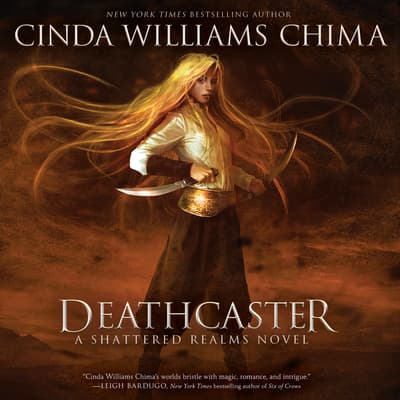 Deathcaster by Cinda Williams Chima audiobook