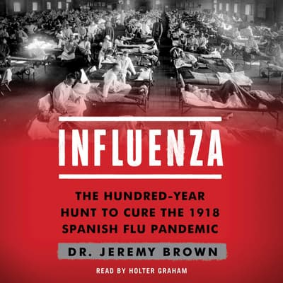 Influenza by Jeremy Brown audiobook