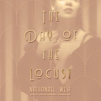The Day of the Locust by Nathanael West audiobook