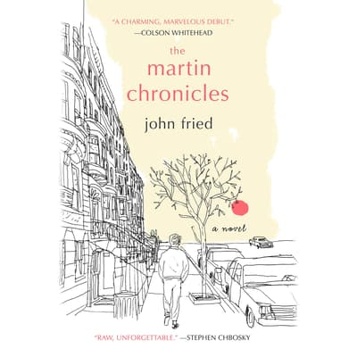 The Martin Chronicles by John Fried audiobook