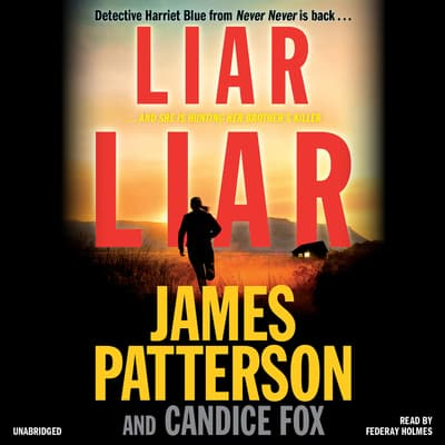 Liar Liar by James Patterson audiobook