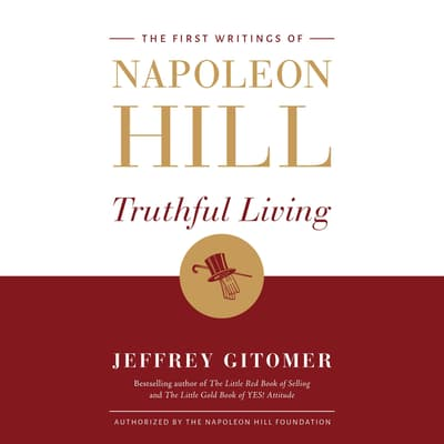 Truthful Living by Napoleon Hill audiobook