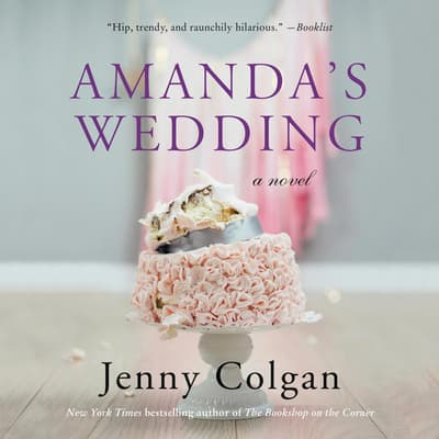 Amanda's Wedding by Jenny Colgan audiobook