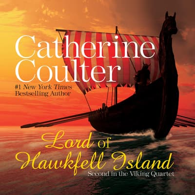 Lord of Hawkfell Island by Catherine Coulter audiobook