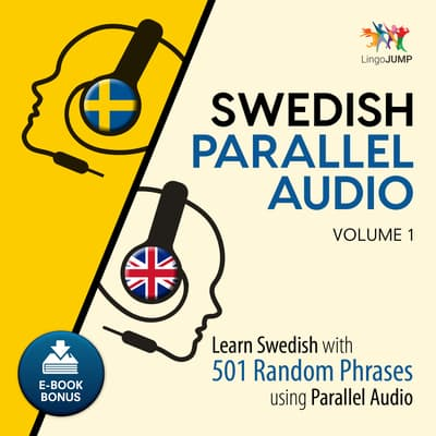 Swedish Parallel Audio Volume 1 by Lingo Jump audiobook
