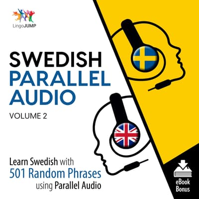 Swedish Parallel Audio Volume 2 by Lingo Jump audiobook