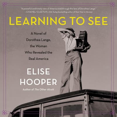 Learning to See by Elise Hooper audiobook