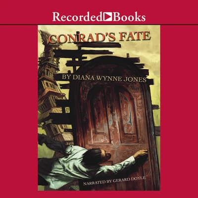 Conrad's Fate by Diana Wynne Jones audiobook