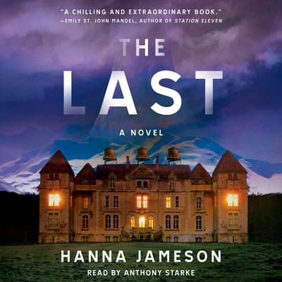 The Last by Hanna Jameson audiobook