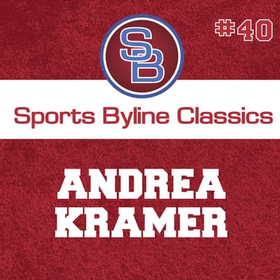 Sports Byline: Andrea Kramer by Ron Barr audiobook