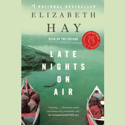 Late Nights on Air by Elizabeth Hay audiobook