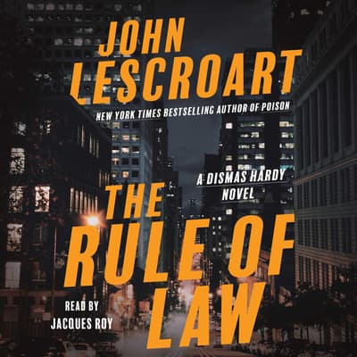 The Rule of Law by John Lescroart audiobook