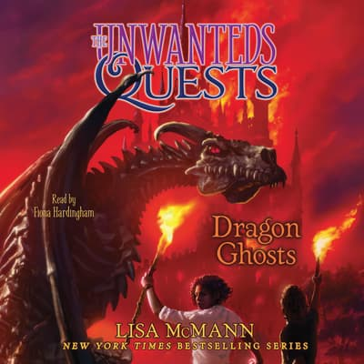 Dragon Ghosts by Lisa McMann audiobook