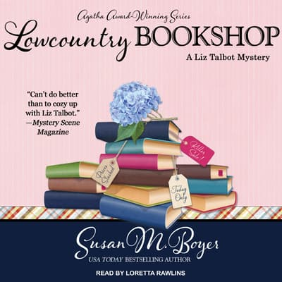 Lowcountry Bookshop by Susan M. Boyer audiobook