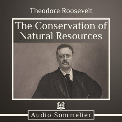 The Conservation of Natural Resources by Theodore Roosevelt audiobook