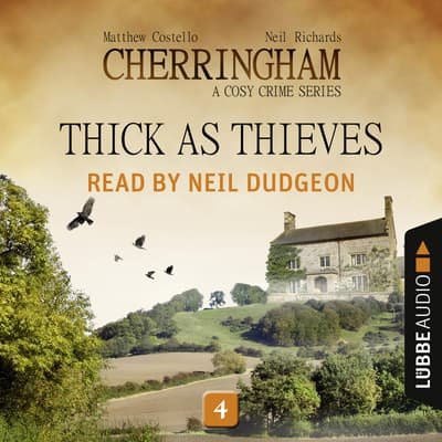 Thick as Thieves by Matthew Costello audiobook