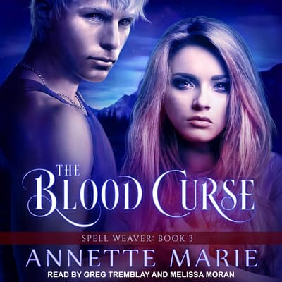 The Blood Curse by Annette Marie audiobook