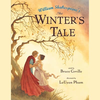 William Shakespeare's The Winter's Tale by Bruce Coville audiobook