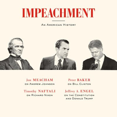 Impeachment by Jon Meacham audiobook