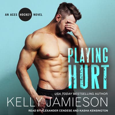 Playing Hurt by Kelly Jamieson audiobook