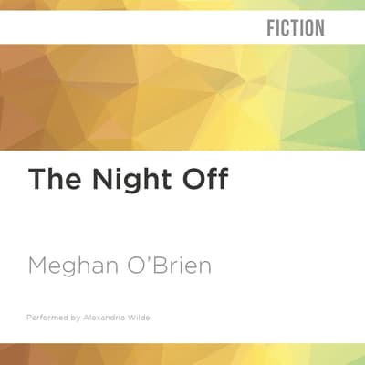 The Night Off by Meghan O'Brien audiobook