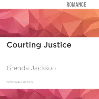 Courting Justice by Brenda Jackson audiobook
