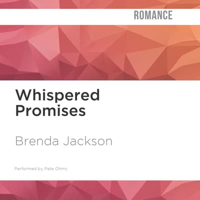 Whispered Promises by Brenda Jackson audiobook