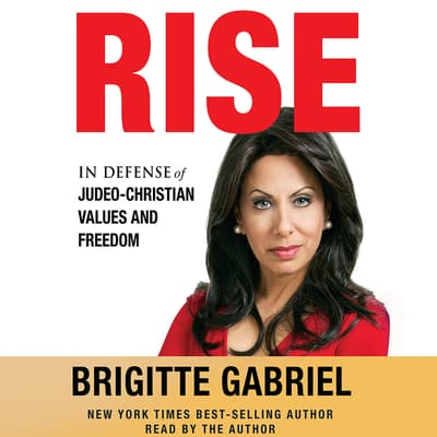 Rise by Brigitte Gabriel audiobook