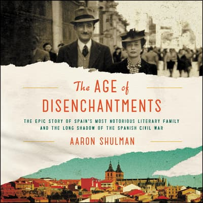The Age of Disenchantments by Aaron Shulman audiobook