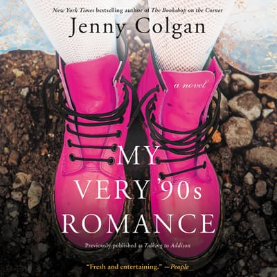 My Very '90s Romance by Jenny Colgan audiobook