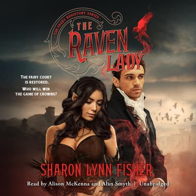 The Raven Lady by Sharon Lynn Fisher audiobook