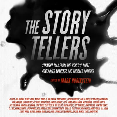 The Storytellers by Mark Rubinstein audiobook