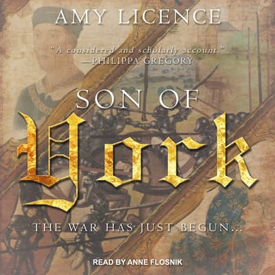 Son of York by Amy Licence audiobook