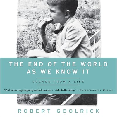 The End of the World as We Know It by Robert Goolrick audiobook