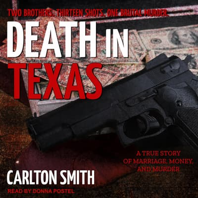 Death in Texas by Carlton Smith audiobook
