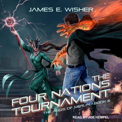The Four Nations Tournament by James E. Wisher audiobook