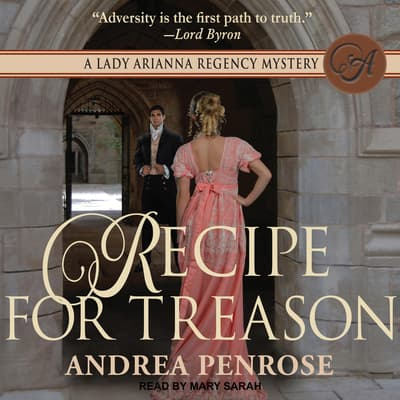 Recipe for Treason by Andrea Penrose audiobook