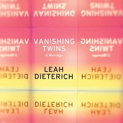 Vanishing Twins by Leah Dieterich audiobook