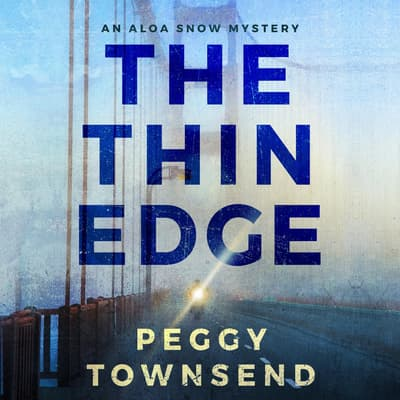 The Thin Edge by Peggy Townsend audiobook