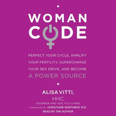 WomanCode by Alisa Vitti audiobook