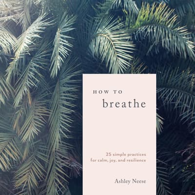 How to Breathe by Ashley Neese audiobook