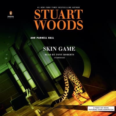 Skin Game by Stuart Woods audiobook
