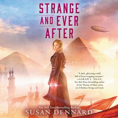 Strange and Ever After by Susan Dennard audiobook
