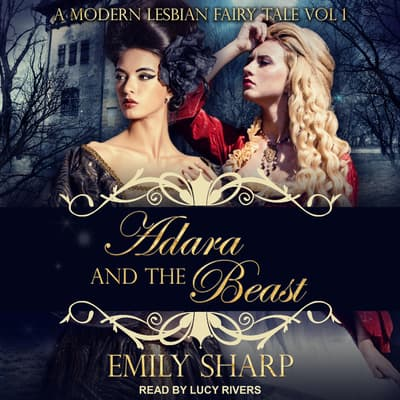 Adara and the Beast by Emily Sharp audiobook