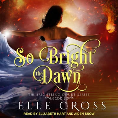 So Bright the Dawn by Elle Cross audiobook