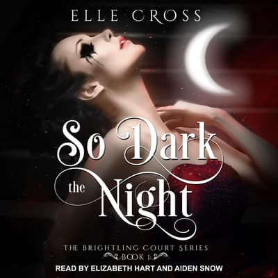 So Dark the Night by Elle Cross audiobook