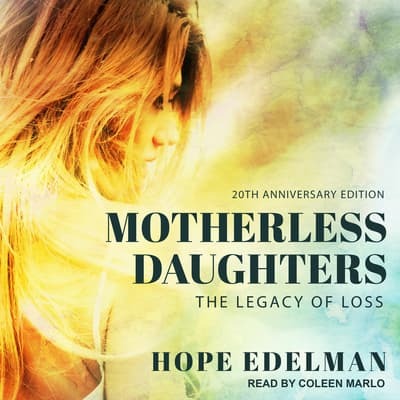Motherless Daughters by Hope Edelman audiobook