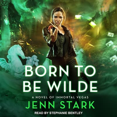 Born To Be Wilde by Jenn Stark audiobook