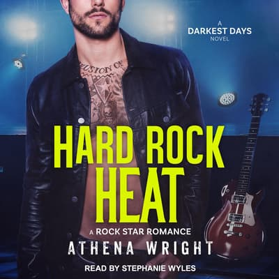 Hard Rock Heat by Athena Wright audiobook