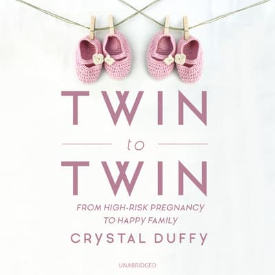 Twin to Twin  by Crystal Duffy audiobook